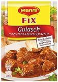 8x Maggi - FIX für Gulasch