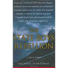 The State Boys Rebellion by Michael D'Antonio (2004-04-20)