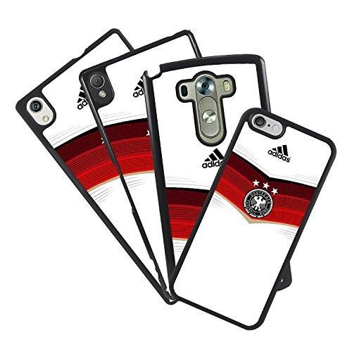 Funda Carcasa Todos los móviles diseño Propio seleccion Alemana de Futbol Mundial Camiseta Alemania para movil iPhone 7