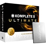 .Native Instruments KOMPLETE 8 Ultimate dt Mac/Win