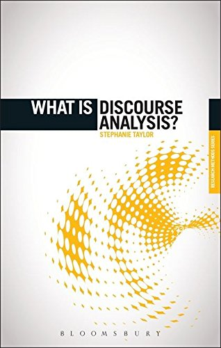 What is Discourse Analysis? (What Is?' Research Methods)