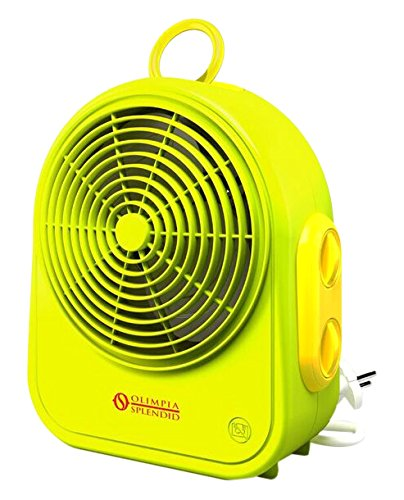 Olimpia splendid 99526 color blast termoventilatore, 2000 w, 230 v, lime