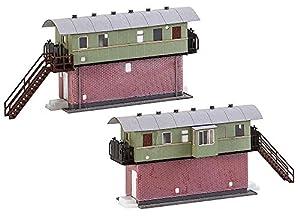 Faller FA 120112–behelf Enclavamiento, Accesorios para el diseño de ferrocarril, Modelo