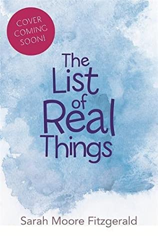 book cover of The List of Real Things