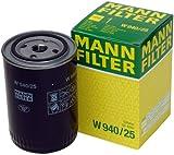 Mann Filter W 940/25 Filtro de Aceite