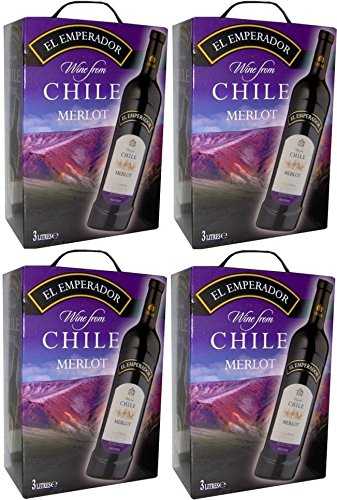4-x-EL-EMPERADOR-MERLOT-CHILE-Bag-in-Box-3-Liter-125-vol-Incl-Goodie-von-Flensburger-Handel