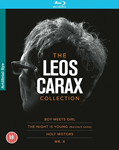 Bild von The Leos Carax Collection [Blu-ray] [Import anglais]