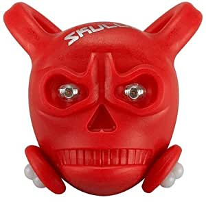Skully LED Light - Red, Front