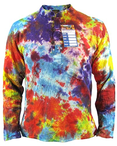 Marble or Rainbow Tie Dye Shirt