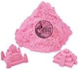 #3: AsianHobbyCrafts Kinetic Sand for Sand Modeling, Kids Activities, DIY Crafts : 980g : Baby Pink