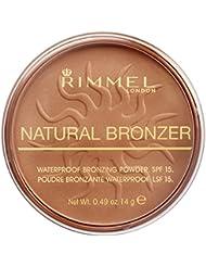 Rimmel - Natural Bronzer - Poudre bronzante - Sun Light - 14