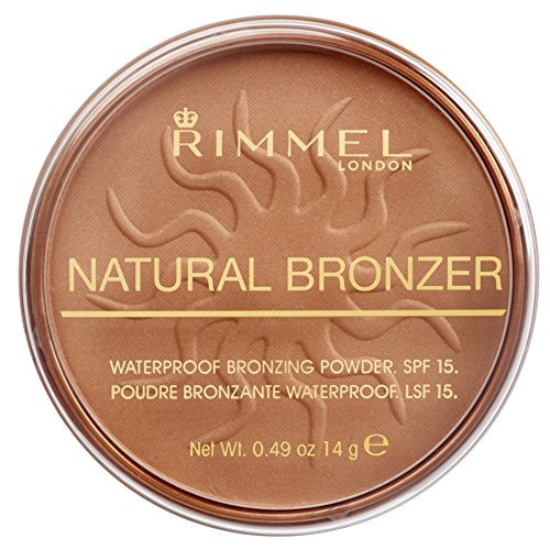 Natural Bronzer de Rimmel London Sun Light SPF15 021, 14g