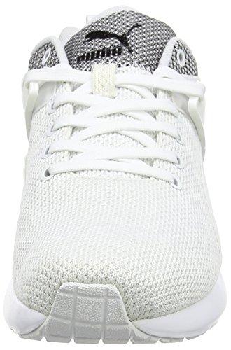 Puma Aril Blaze, Calzado De Gimnasia Para Hombre Blanco (weiß (blanco-blanco 05))