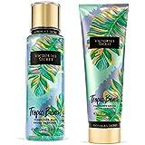 Victoria's Secret Tropic Beach Fragrance Mist And Lotion Set