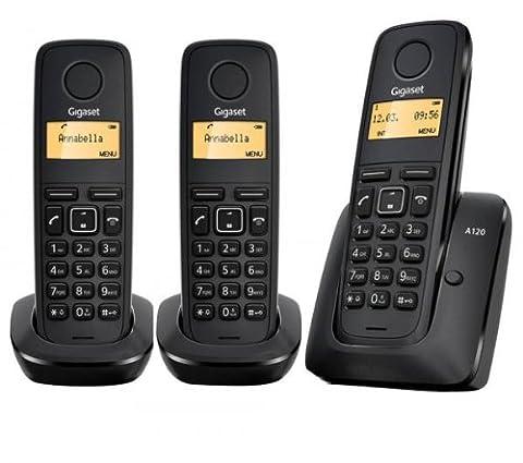 Gigaset L36852-H2401-D211 Telefonkarte A120 Trio