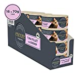 Encore Cat Food Tuna and Shrimp (Pack of 16 * 70g tins)