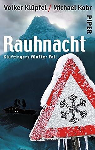 Rauhnacht: Kluftingers fünfter Fall