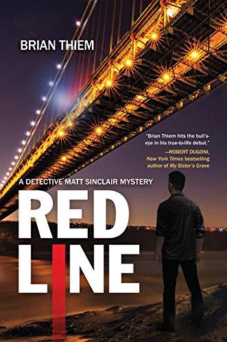 Red Line: A Matt Sinclair Mystery