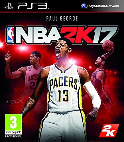 Nba 16 (NBA 2K17 (PS3) UK IMPORT)