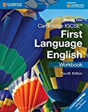 Cambridge IGCSE First Language English Workbook (Cambridge International Examinations) 4th edition by Cox, Marian (2014) Paperback