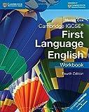 Cambridge IGCSE First Language English Workbook (Cambridge International Examinations) 4th edition by Cox, Marian (2014) Paperback
