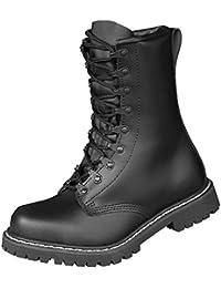 Brandit Combat Boots para Boot Black