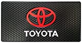 #9: Genxtra® Car Dashboard Non Slip, Anti Slip, Anti Skid Mats/ Pad, (Large Size 10