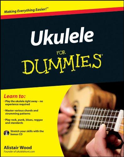 Ukulele For Dummies: Amazon.co.uk: Alistair Wood: Books