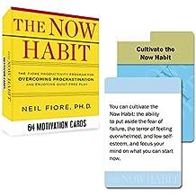 Now Habit Motivation Cards (Tarcher Inspiration Cards) by Neil Fiore (1-Dec-2013) Cards