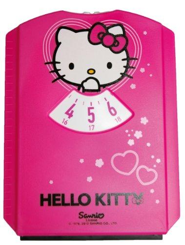 Preisvergleich Produktbild Hello Kitty HK-INN-600 Parkscheibe mit Einkaufswagen-Chips