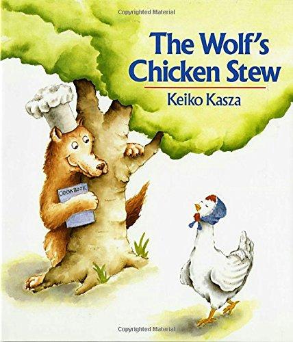 The Wolf's Chicken Stew (Goodnight)