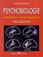 Psychobiologie de M. R. Rosenzweig