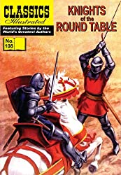 Knights of the Round Table (with panel zoom)  - Classics Illustrated