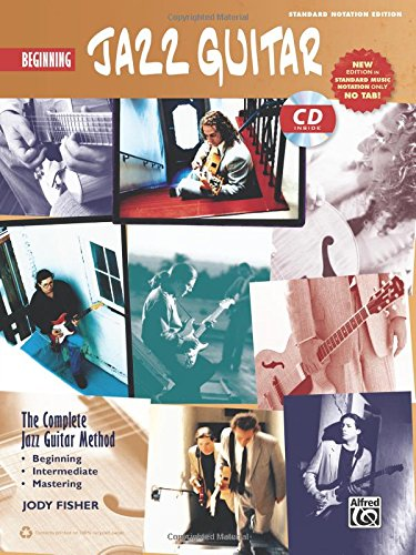 Complete Jazz Guitar Method: Beginning Jazz Guitar, Book & CD (Complete Method)