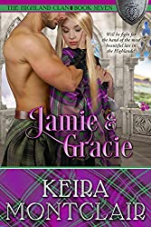 Jamie and Gracie (The Highland Clan Book 7) (English Edition)
