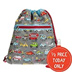 Tyrrell Katz Cars Kitbag - childrens-sports-bags, childrens-bags