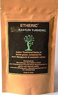 Etheric Wild Kasturi Turmeric Powder, 100g