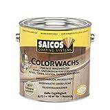 Saicos 3017 300 Colorwachs Silbergrau 0.75 l [Werkzeug]