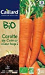 Caillard PFCJ10711 Graines de Carotte...