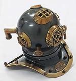 Shiv (TM Shakti Unternehmen US Navy Deep siehe Taucher Helm wunderschönen, Antiken Dekorative Helm...