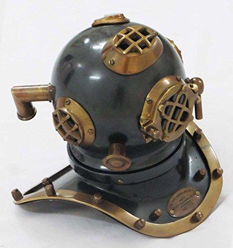 Shiv (TM Shakti Unternehmen US Navy Deep siehe Taucher Helm wunderschönen, Antiken Dekorative Helm Schreibtisch Nautisches Replica
