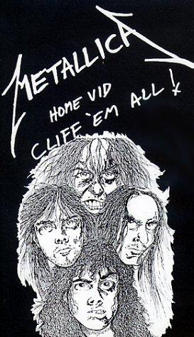 Metallica - Home Vid Cliff'em All [VHS] Heavy Classic Jeans