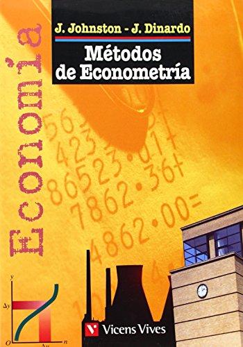 Metodos De Econometria. !!!!!!cambiar Isbn Este Anulado!!!!!