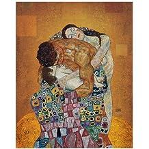 Lámina giclée de primera calidad 'The Family', de Gustav Klimt, Tamaño: 30 x 23 cm