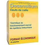 Desensilium Oeufs de caille (120 comprimés)