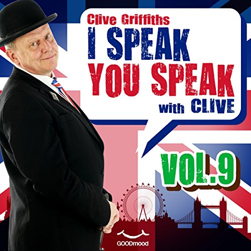 I speak you speak with Clive Vol. 9 | Clive Griffiths