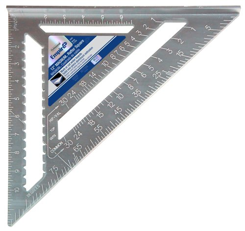 EMPIRE 399012Zoll Schwere Magnum Dachsparren quadratisch