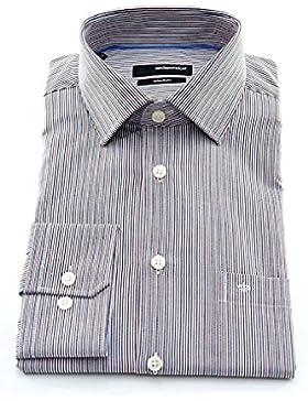 Seidensticker -  Camicia classiche  - A righe - Classico  - Uomo