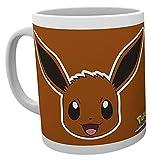 GB Eye Ltd, Pokemon, Eevee Face, Tazza