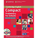 Compact Preliminary for Schools Student's Pack (Student's Book without Answers with CD-ROM, Workbook without Answers with Aud